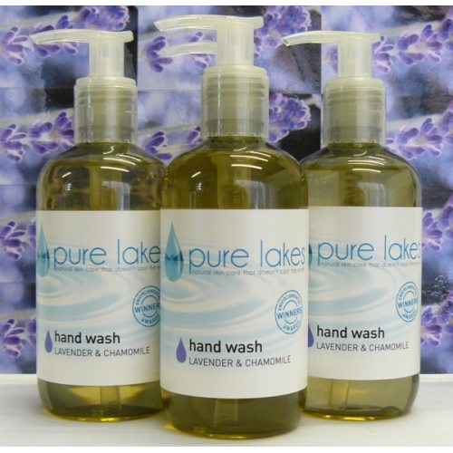 Lavender and Chamomile Handwash from Pure Lakes