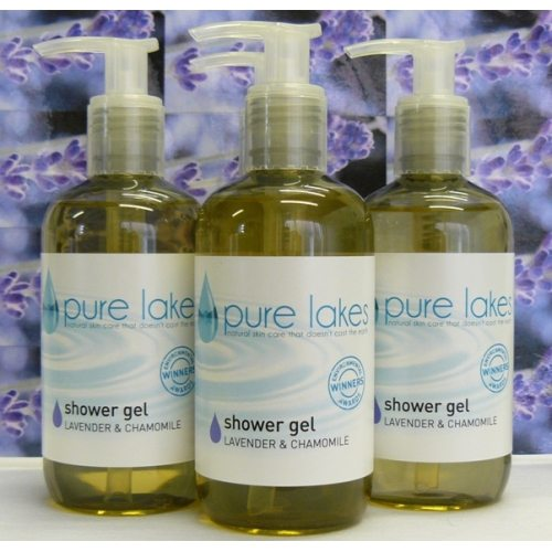 Shower Gel from Pure Lakes