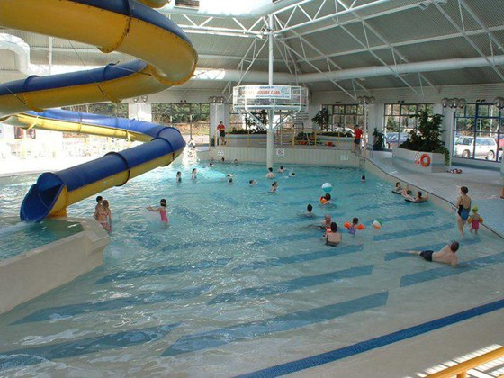 Things to do - swimming at Keswick