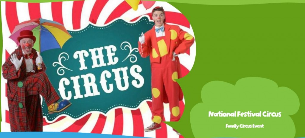 Things to do summer - National Festival Circus at Walby Farm Park