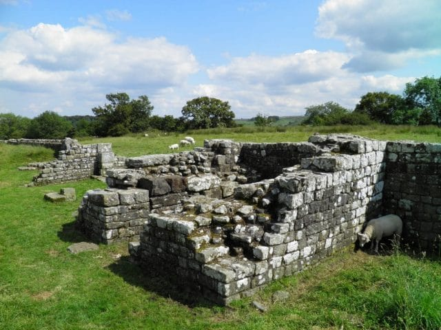 Discover the Northern Frontier of the Roman Empire: Hadrian's Wall The Tranquil Otter