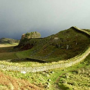 Discover Hadrian's Wall - The Tranquil Otter