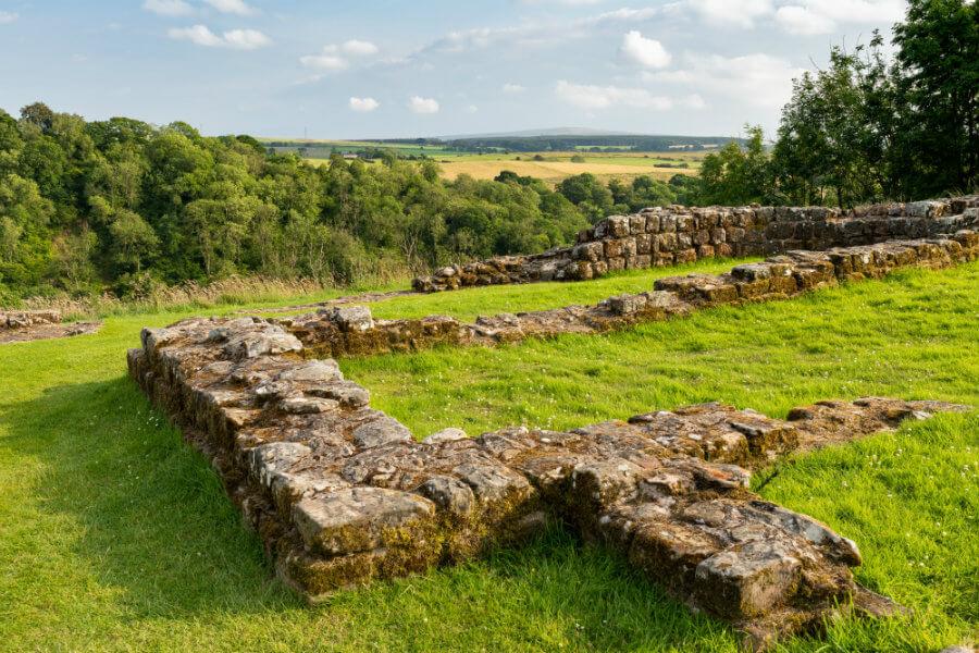 Birdoswald Roman Fort The Tranquil Otter