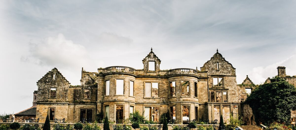 Enjoy the relaxed atmosphere of Kirklinton Hall