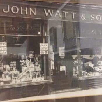 John Watt Coffee specialist