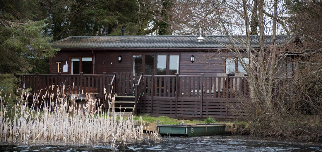 Buzzard Lodge - Sleeps 4 The Tranquil Otter