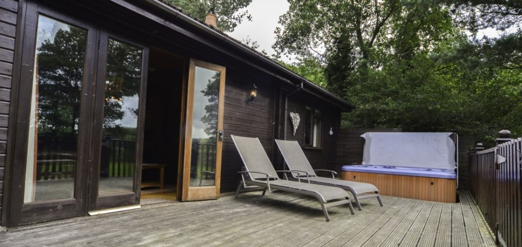 Dunnock Lodge Picture Gallery The Tranquil Otter