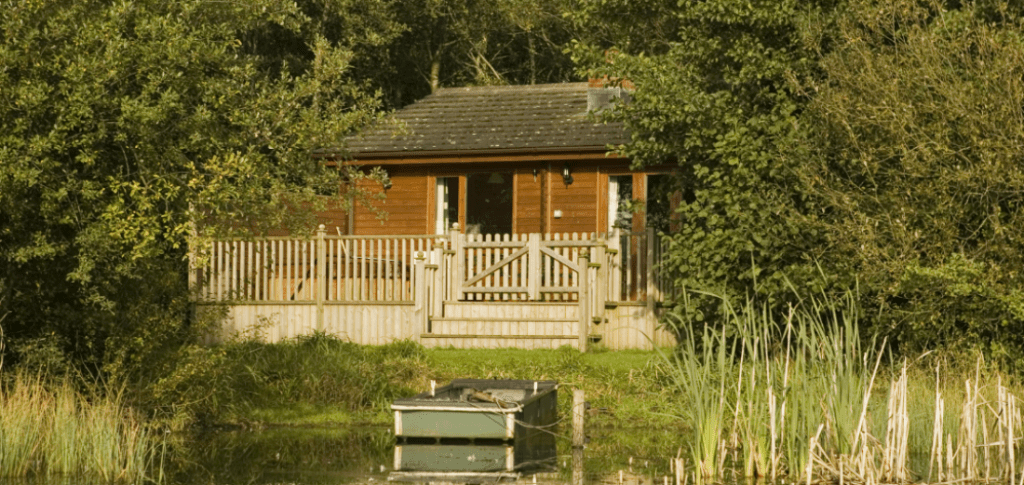 Fieldfare Lodge Picture Gallery The Tranquil Otter