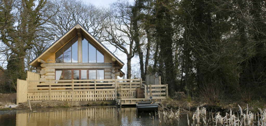 Alder Lodge Picture Gallery The Tranquil Otter