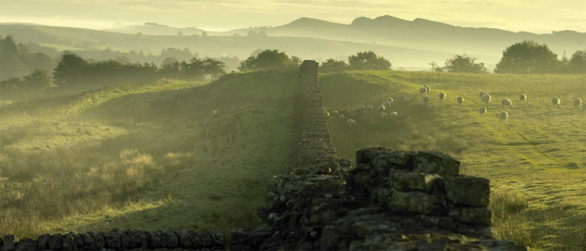 Follow in the footsteps of Roman Soldiers at Hadrian's Wall The Tranquil Otter