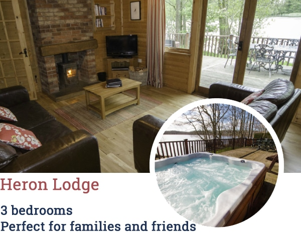 Hot Tub Lake District Lodges The Tranquil Otter
