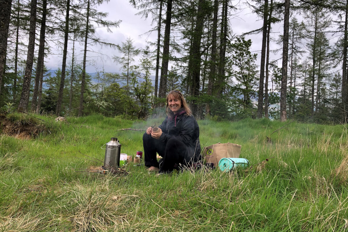 Forest Bathing Whinlatter