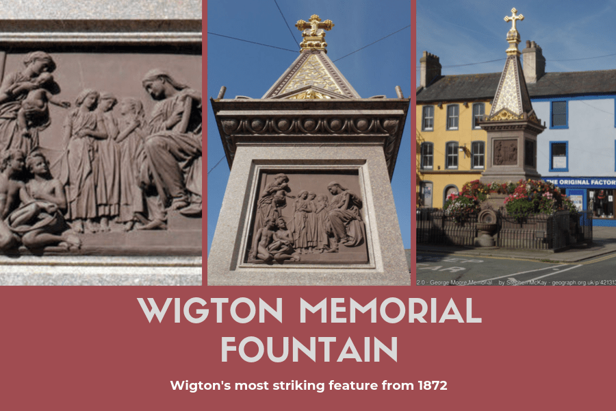 Visit Wigton The Tranquil Otter