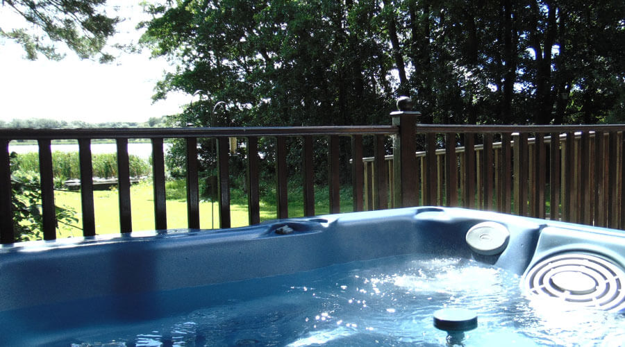 Dunnock Lodge - Sleeps 4 The Tranquil Otter