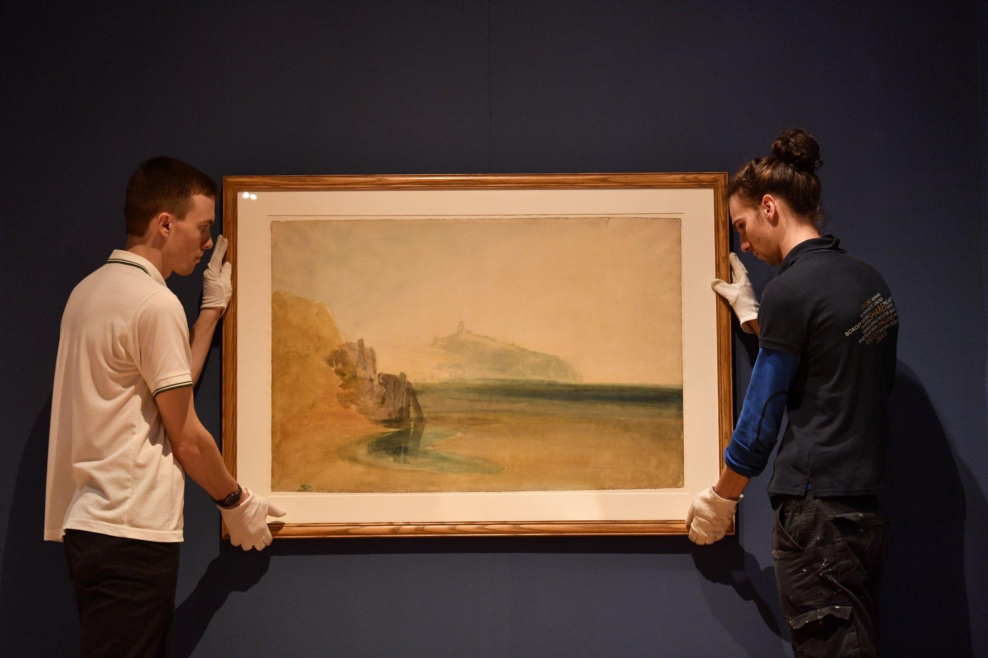 Turner & Rembrandt meet in Carlisle