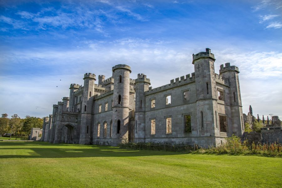 Lowther Castle – story of a ruin