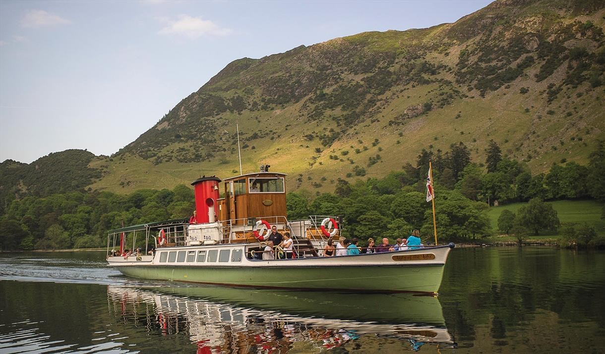 Ullswater Steamers   Lee Hill